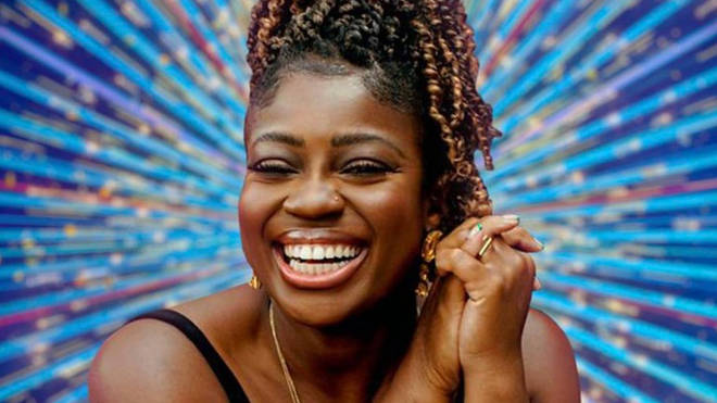 Clara Amfo is taking part in Strictly Come Dancing 2020