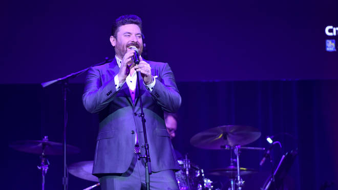 Chris Young will join Smooth Country on Wednesday