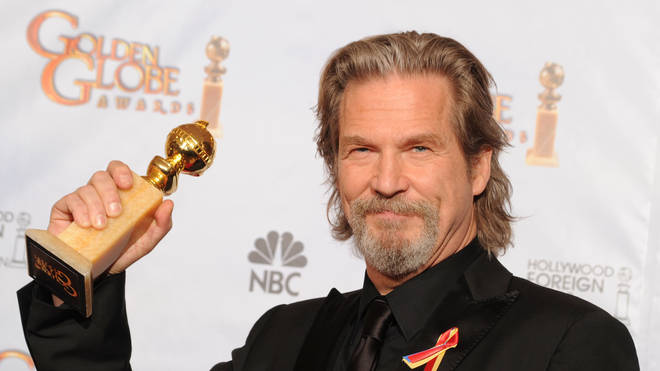 Actor Jeff Bridges winner of the Best Actor in a Motion Picture, Drama poses in the press room at the 67th Annual Golden Globe Awards held at The Beverly Hilton Hotel on January 17, 2010 in Beverly Hills, California.