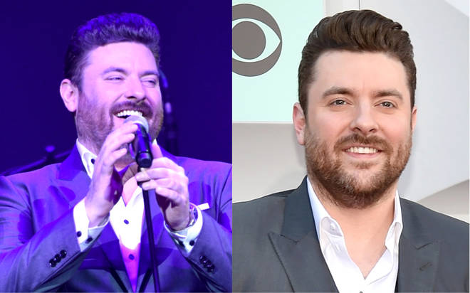 Chris Young teases 'more than one' new album with 'guest tracks' during Smooth Country interview