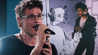 Listen to A-ha's stunning acoustic rendition of 'Take on Me'