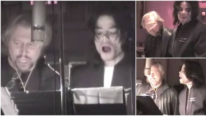 The song 'All In Your Name' was written by Barry Gibb and Michael Jackson to reportedly protest the United States government's impending plan to invade Iraq.