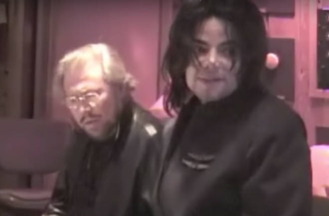 """""""&squot;All in Your Name&squot; is in fact the message that Michael wanted to send out to all of his fans all over the world that he did it all for them and for the pure love of music,"""" said Barry Gibb in 2011."""