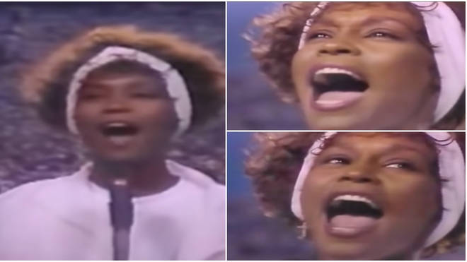 On January 27, 1991 Whitney Houston took to the stage in Tampa, Florida and backed by a full orchestra, sang a now historial version of The Star Spangled Banner.
