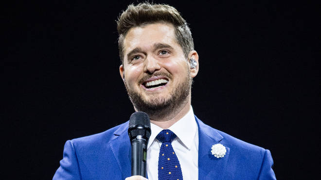 Michael Bublé announces a brand new UK tour