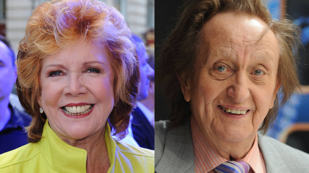 Cilla Black and Ken Dodd's graves vandalised with offensive graffiti in Liverpool