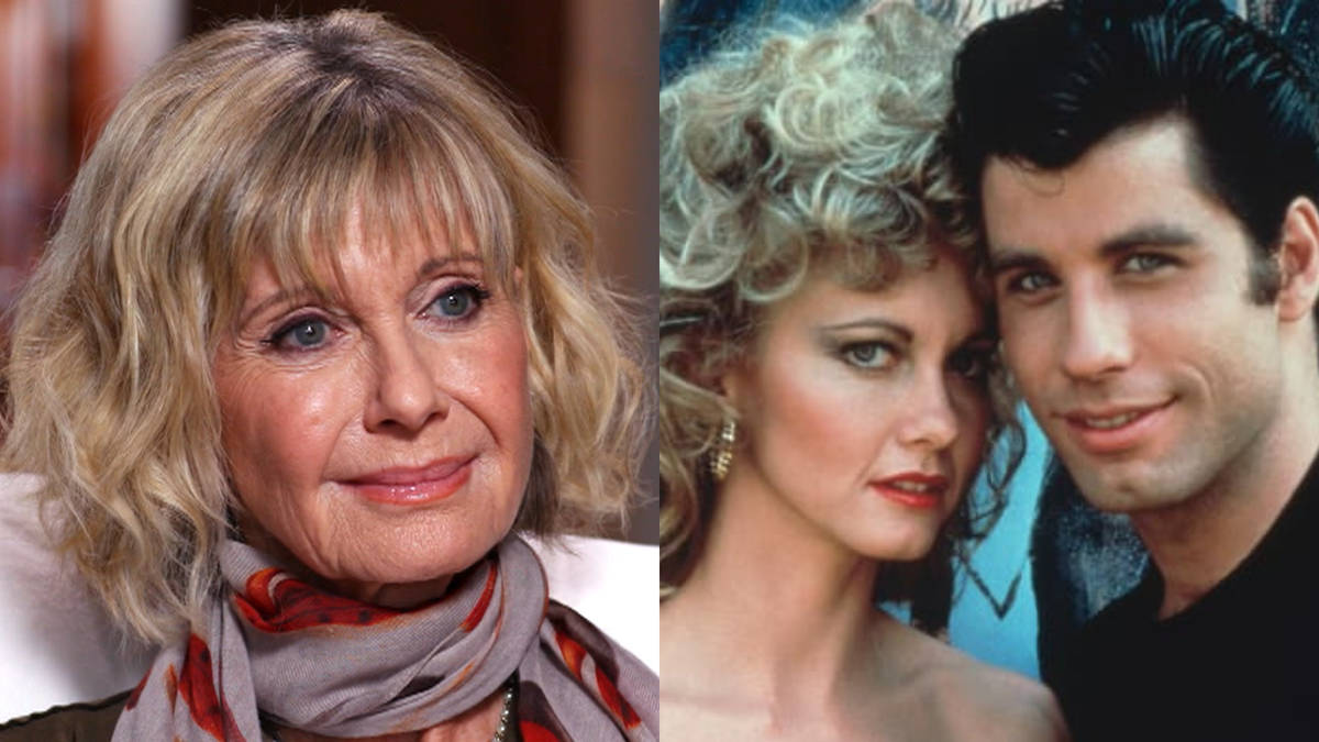 Olivia Newton-John dismisses claims Grease is sexist: 'It's just a girl in love with a guy'