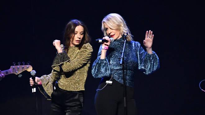 Bananarama performing in 2019