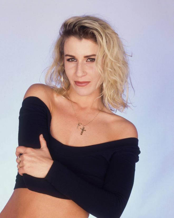 Sara Dallin in 1985