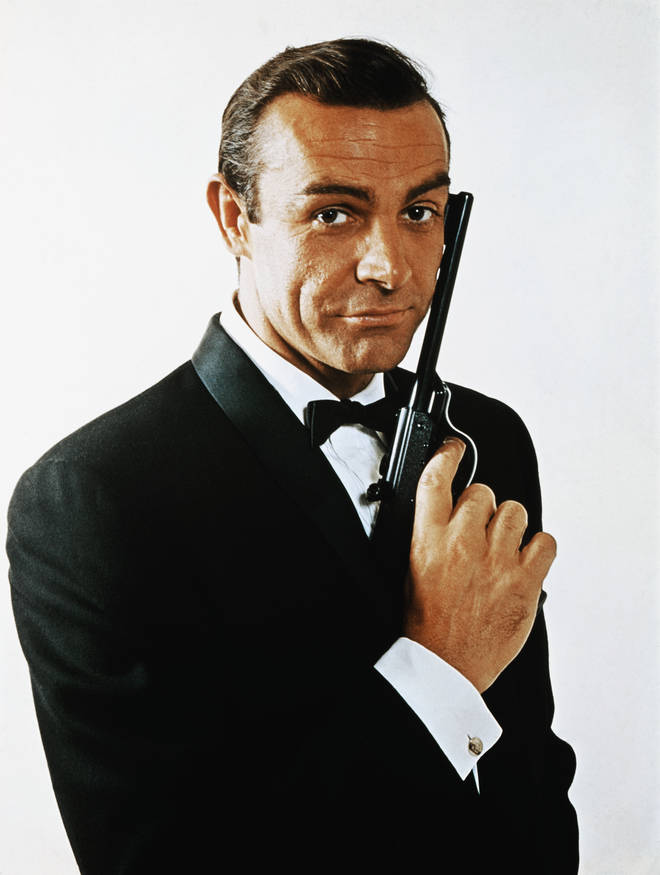 Connery was the first actor to ever play James Bond and starred in seven of the 007 films. He also won an Oscar for Best Supporting Actor for his role in The Untouchables in 1988.