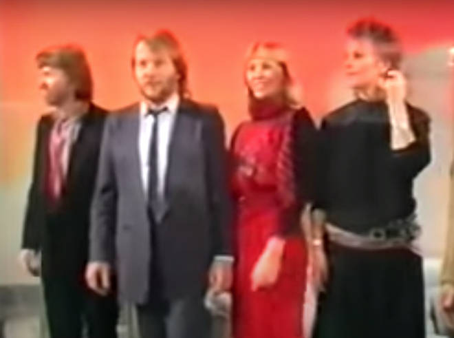 ABBA themselves didn't even know it would be their last performance as they appeared on live Saturday evening BBC show on December 11, 1982 recording.