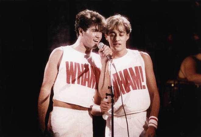 George Michael reveals the inspiration behind the name Wham! in 1983 interview clip