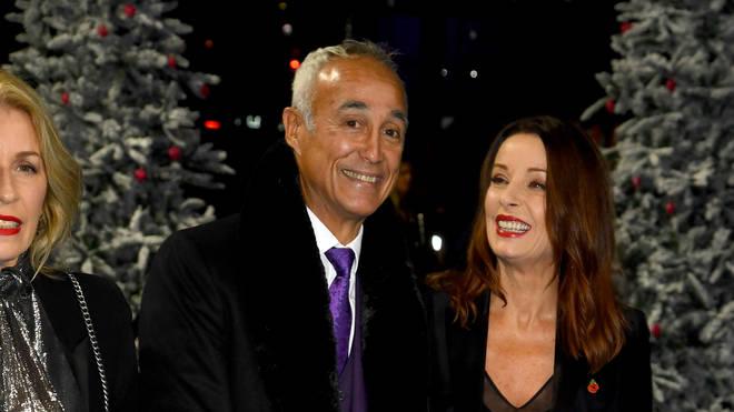 Andrew Ridgeley and Keren Woodward in 2019