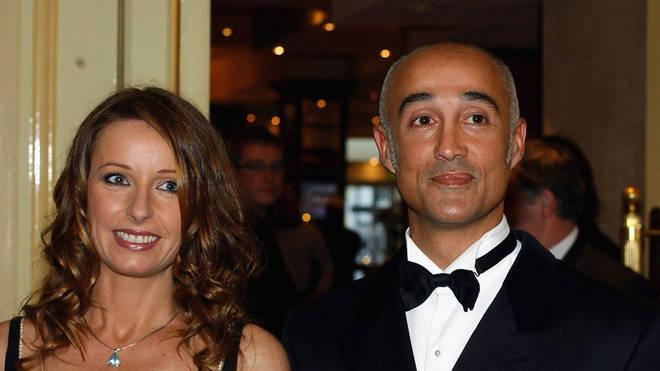 Keren and Andrew in 2005