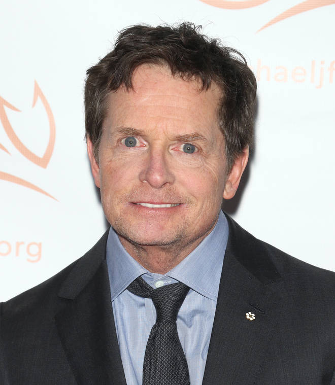 Michael J Fox in 2019