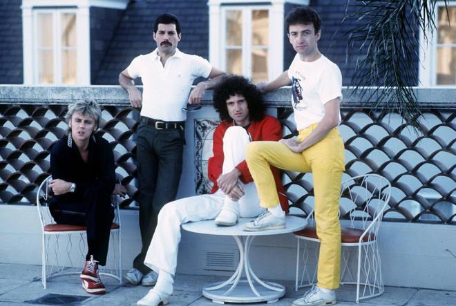 Queen in 1981