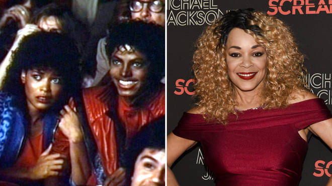 Ola Ray starred opposite Michael Jackson in the 'Thriller' music video