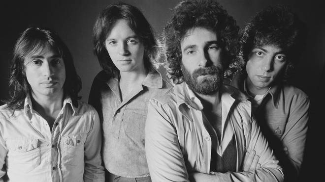 10cc (Left to right: Lol Creme, Eric Stewart, Kevin Godley and Graham Gouldman)