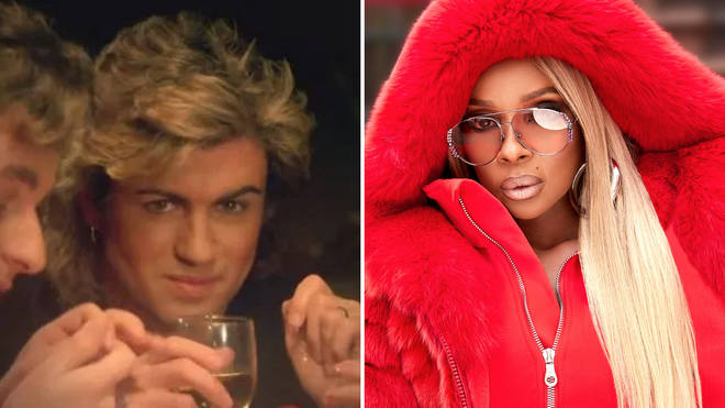 Wham's 'Last Christmas' has been covered by Mary J Blige