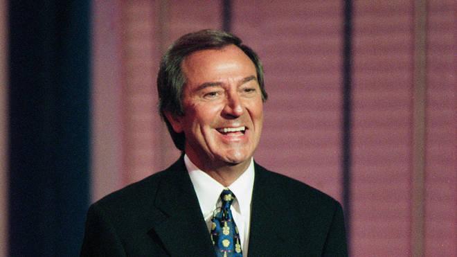 Des O'Connor in 1997