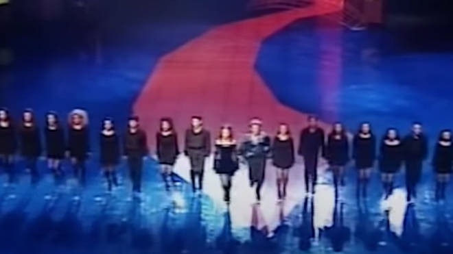 So how did an unknown niche group of dancers capture the public's imagination and take the world by storm? It all began in Dublin on the night of April 30, 1994 during the interval act of a little singing contest called Eurovision.