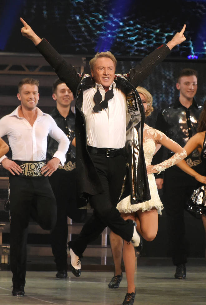 Michael Flatley, 62, is now one of the most famous male dancers in the world, earning the nickname 'Lord Of The Dance' and an estimated fortune of $350 million.