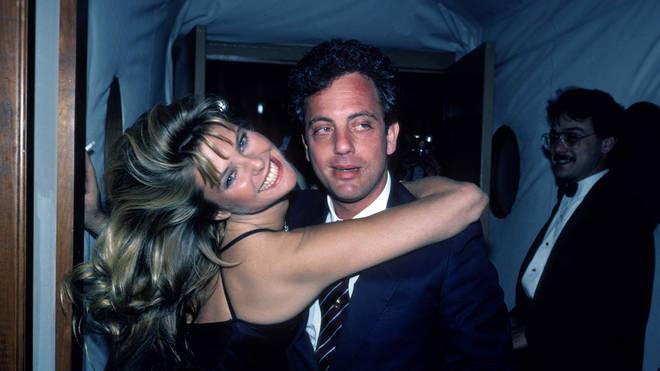 Christie Brinkley and Billy Joel in 1983