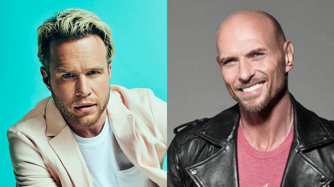 You can win a video message from Olly Murs or Luke Goss