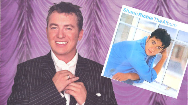 Shane Richie scored a big chart hit with 'I'm Your Man' in 2003