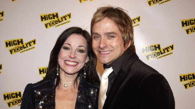 Ruthie Henshall and Tim Howar in 2006