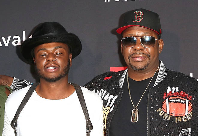 Bobby Brown Junior (left) son of singer Bobby Brown (right) was found dead at his home on November 19, 2020.