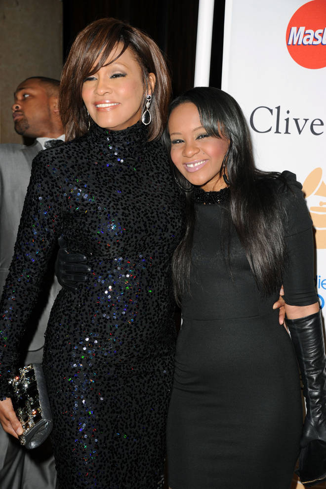 Whitney Houston and Bobbi Kristina died within 3 years of one another. Pictured, Whitney and Bobbi in 2011, a year before Whitney's death.