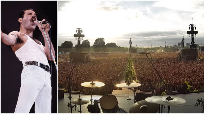 The incredible moment occurred in Hyde Park on July 1, 2017 when Green Day were in London on their Revolution Radio tour.