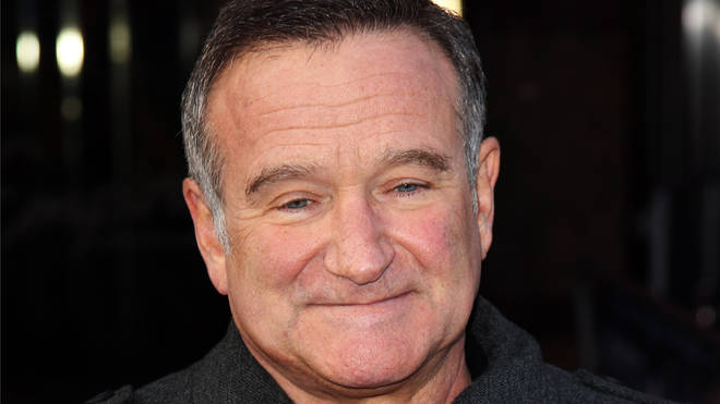 Robin Williams passed away in 2014