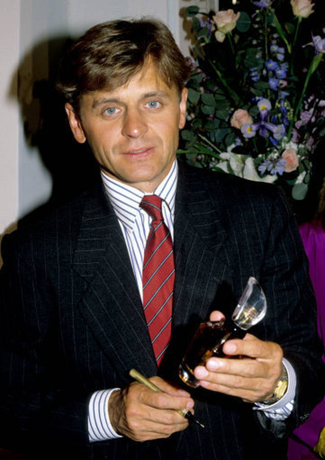 """""""Diana really wanted to share the floor with one of the world's greatest ballet dancers, Mikhail Baryshnikov (pictured in 1988),"""" recalls Paul Burrell."""