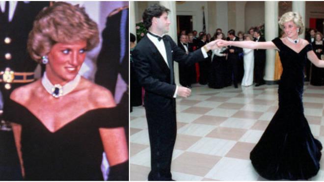7htxmdc09o5fom https www smoothradio com news royals princess diana john travolta dance white house 1985