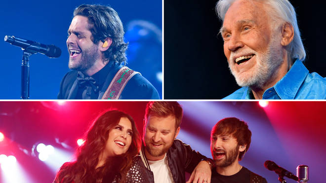 Lady A and Thomas Rhett have teamed up on new track 'Heroes