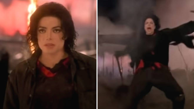 Michael Jackson released 'Earth Song' in 1995