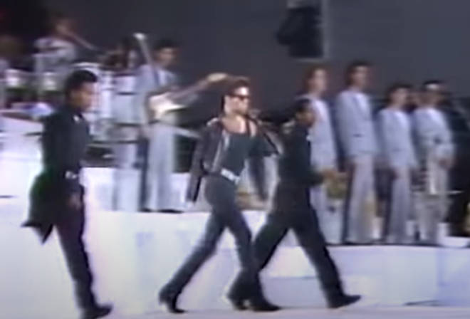 Following on from the release of album The Final, Wham!'s last concert was held at Wembley Arena on June 28, 1986
