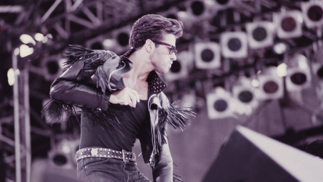 """George Michael laster said the last concert with Wham! was """"the most important day of his life"""""""