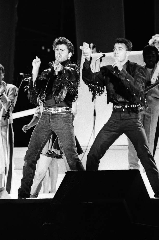 """""""Someone or something has been smiling on us over these four years, and sometimes I feel it all happened almost too fast, too quickly,"""" George Michael wrote in a goodbye letter to fans."""