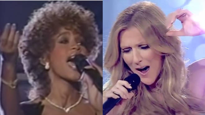 One day after Whitney Houston died on February 11, 2012, Celine Dion took the stage at the Grammy Awards to pay tribute to the sensational singer with a rendition of one of her most famous songs.