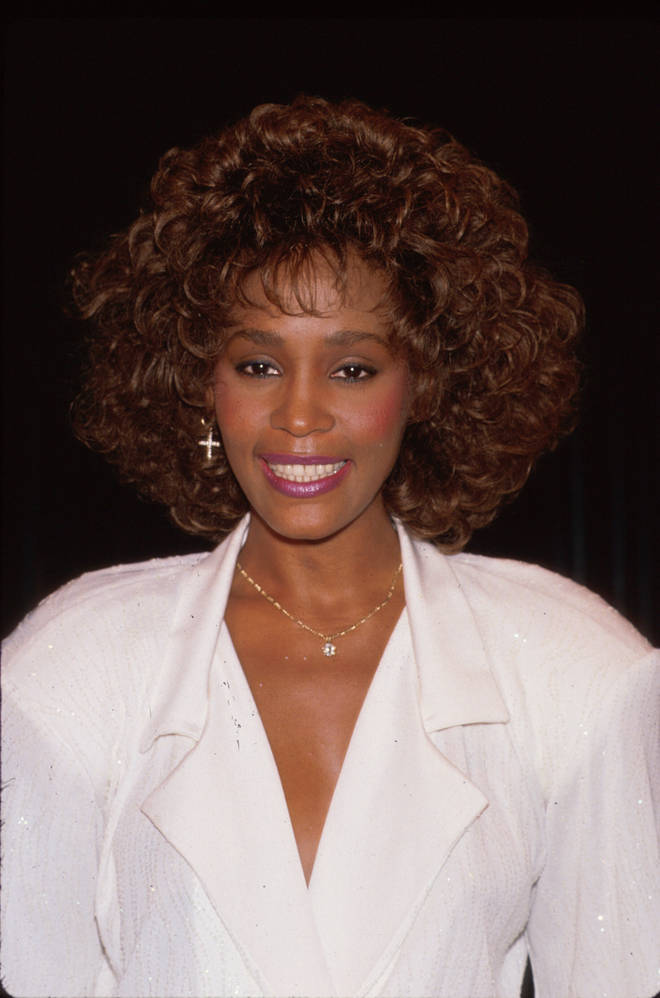 Whitney Houston had three posthumous chart hits after her death in February 2012 including 'I Will Always Love You' and 'I Wanna Dance With Somebody (Who Loves Me)'