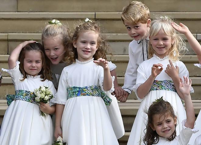 Eugenie wedding