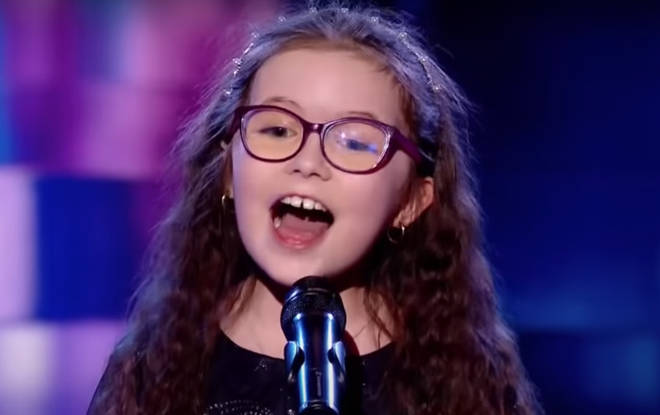 9-year-old Emma Cerchi, The Voice Kids France's youngest ever winner, floored the judges with her audition of Celine Dion's 'My Heart Will Go On'.