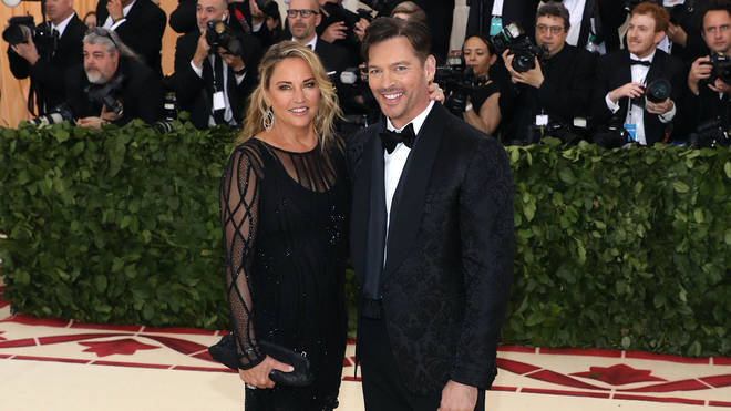 Harry Connick Jr and wife Jill