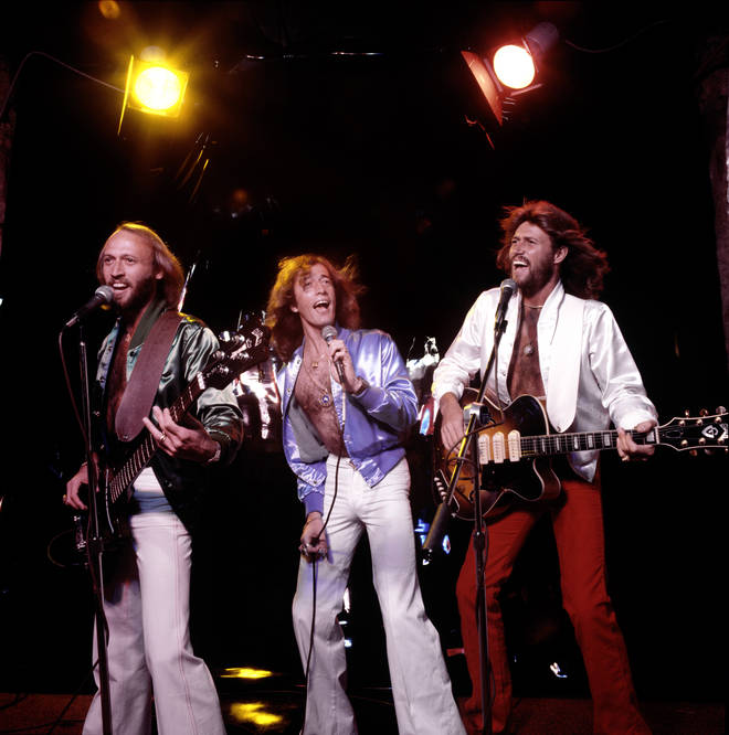 """Speaking ahead of the film&squot;s launch, producer Nigel Sinclair said: """"It is an incredible privilege to be able to bring the Bee-Gees' story to cinemas."""""""