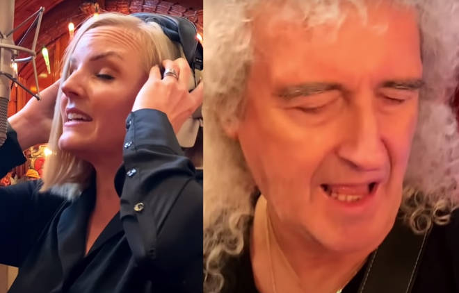 Brian May and his longtime collaborator Kerry Ellis have released an uplifting Christmas song for 2020 called 'One Beautiful Christmas Day'
