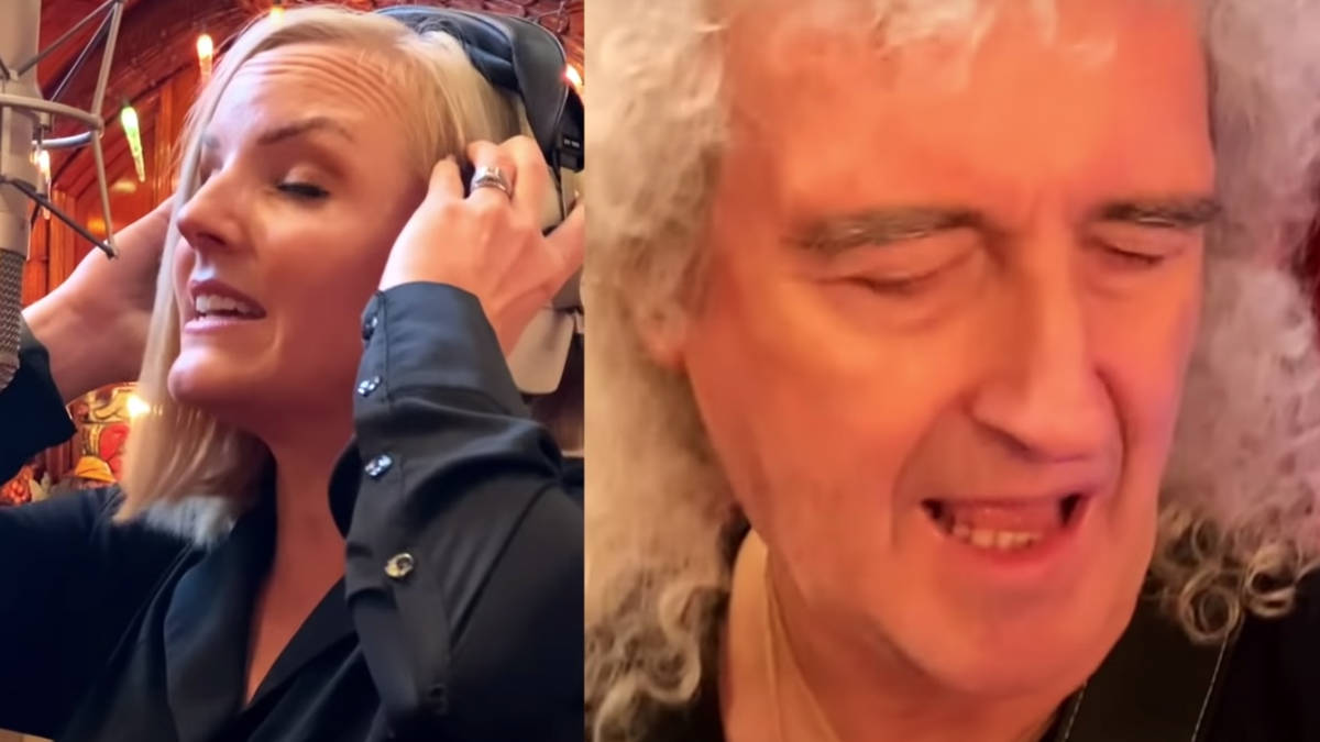 Queen's Brian May has released a Christmas song and you've never heard him like this before