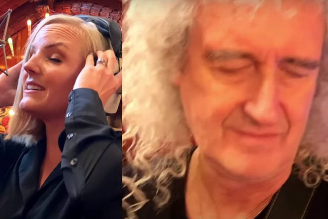 Brian May has released an original Christmas song entitled 'One Beautiful Christmas Day' and the lighthearted Christmas tune is a far cry from the Queen guitarist's usual creations.